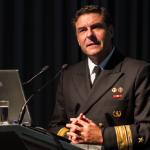 CA LT Otto Mrugalski, Director de Intereses Marítimos y Medio Ambiente Acuático