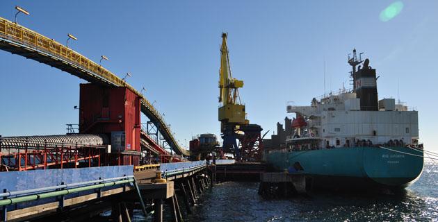 Puerto Ventanas es el primer terminal chileno en obtener Sello Verde Ecoports