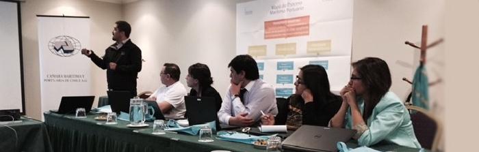 CAMPORT participa en primer Encuentro de Validación del Marco de Cualificaciones Para el Sector Marítimo y Portuario