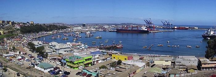 Cámara Marítima participa de encuentro con OMIL de San Antonio y empresas de la zona