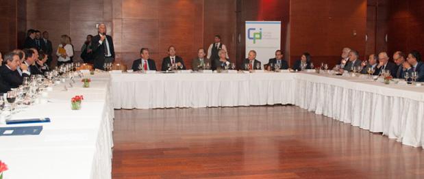 CAMPORT participa de reunión del Consejo de Políticas de Infraestructura con Ministro de Obras Públicas.