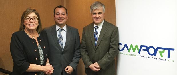 Camport organiza charla sobre el programa OEA del Servicio Nacional de Aduanas