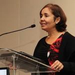 Cecilia Alcocer, Gerente de Capital Humano de Camport
