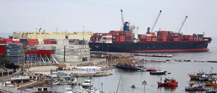 Boletín estadístico de Camport proyecta disminución de 10% en la carga de comercio exterior en 2015 respecto al 2014