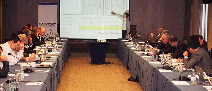 Camport realiza Taller Interno con representantes de sus socios