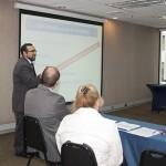 Daniel Benavides, Jefe de Prevención de Riesgos de TPA