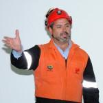 Mario Sepúlveda, minero rescatado de Mina San José