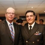 Javier Anwandter y CA LT Otto Mrugalski