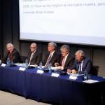 Panel El rol de los actores del sector marítimo-portuario