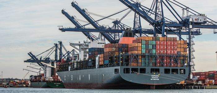 Se mantiene tendencia estable en estadísticas de carga de comercio exterior