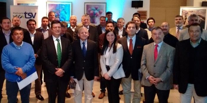 Constituyen Comunidad Logística de Talcahuano en la región del Biobío