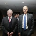 Rodolfo García, Vicepresidente Ejecutivo de Camport; y Daniel Fernández., Presidente entrante Camport