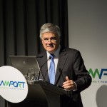 Jorge Marshall, Presidente saliente Camport