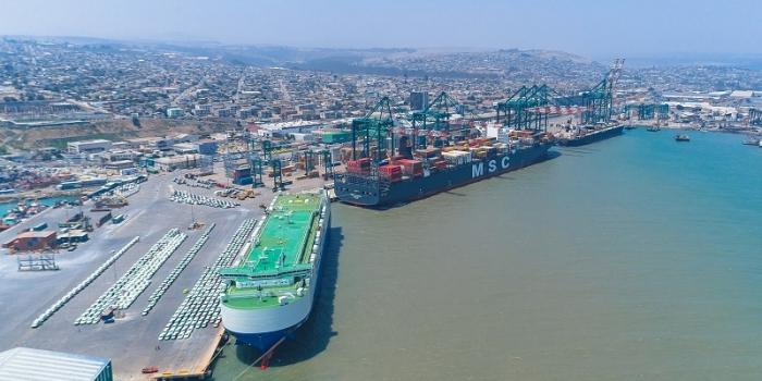 Puerto San Antonio moviliza 17,9 millones de toneladas en 2017