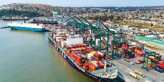 Grupo Matte inaugura puerto de US$ 450 millones en San Antonio