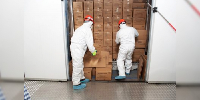 San Vicente Terminal Internacional inaugura sala de inspección de carga refrigerada