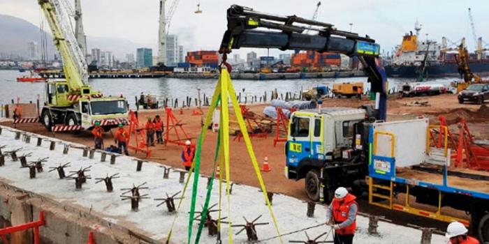 Desarrollo Portuario en Chile