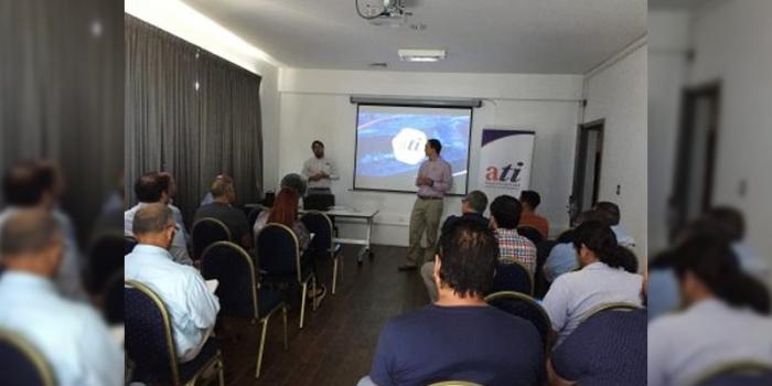 ATI lanza nueva plataforma online para mejorar flujo de cargas