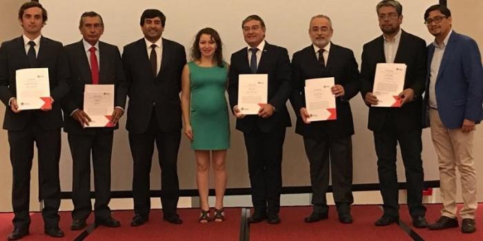 Puerto de Arica es el primer terminal chileno certificado en Acuerdo de Producción Limpia (APL)