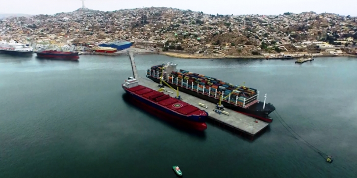 Puerto de Coquimbo proyecta un muelle multipropósito