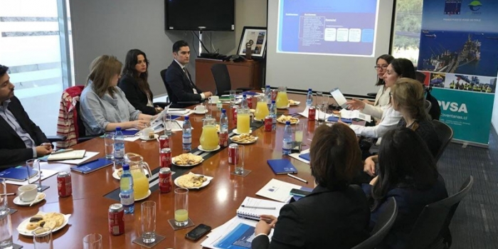 Presentan estándares de sustentabilidad para los puertos chilenos