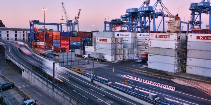 Vialidad interurbana para los puertos