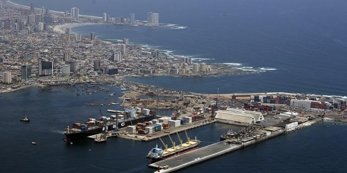 Camport plantea siete medidas para ganar eficiencias en el sistema portuario chileno