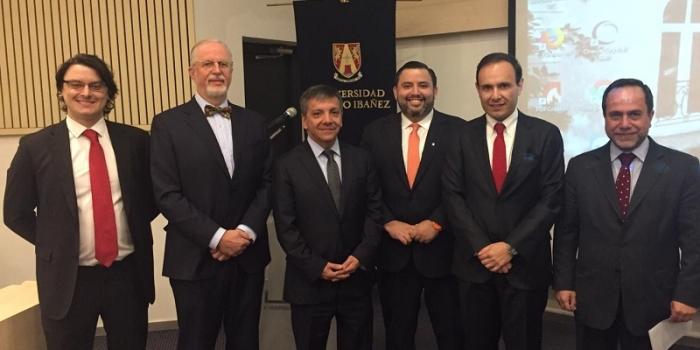 Puerto Ventanas S.A y la Universidad Adolfo Ibáñez (UAI) realizaron Seminario sobre Derecho Portuario