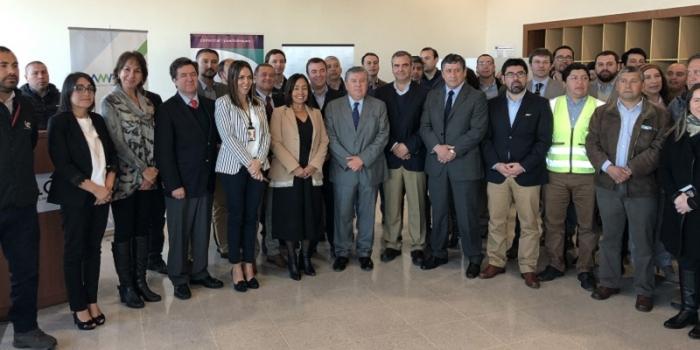 Superintendencia de la Seguridad Social y CAMPORT firman convenio para mejorar la seguridad laboral en puertos