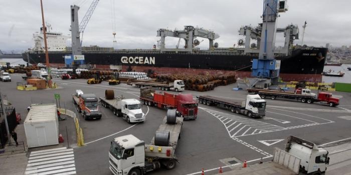 """""""Cómo habrá un puerto de gran escala sin un ferrocarril de gran escala. Es absurdo"""""""