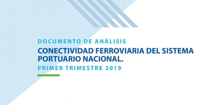 Gremio marítimo portuario estima déficit de inversión ferroviaria por US$2.400 millones
