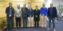 Representantes de Bahía Blanca visitan Puertos de Talcahuano
