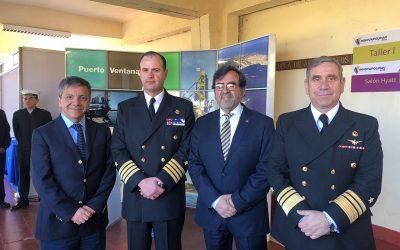 Puerto Ventanas S.A en Encuentro de innovación de la Academia Politécnica Naval