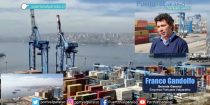 Emotivo homenaje a trabajadores de puerto de Valparaíso