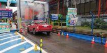 Puerto Ventanas S.A migra a moderno pórtico automático de sanitización de vehículos