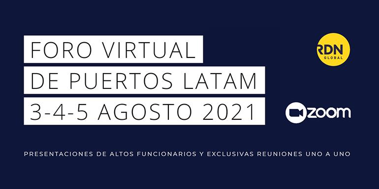 Primer Foro Virtual de Puertos Latam