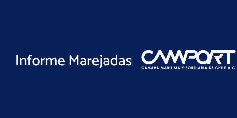 Informe Marejadas y su impacto en los puertos